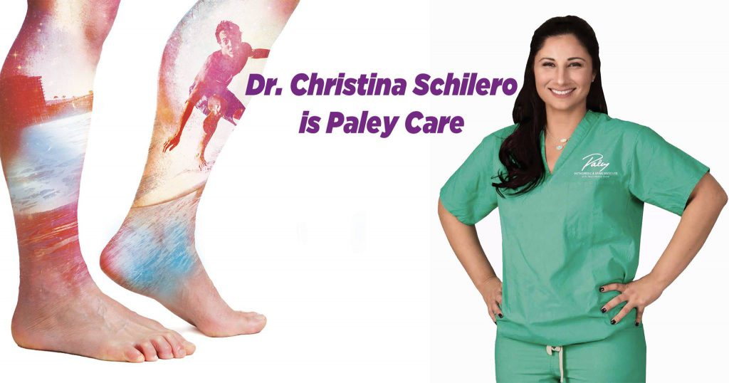 Dr. Schilero is Paley Care