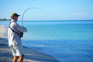 Jesse Fishing