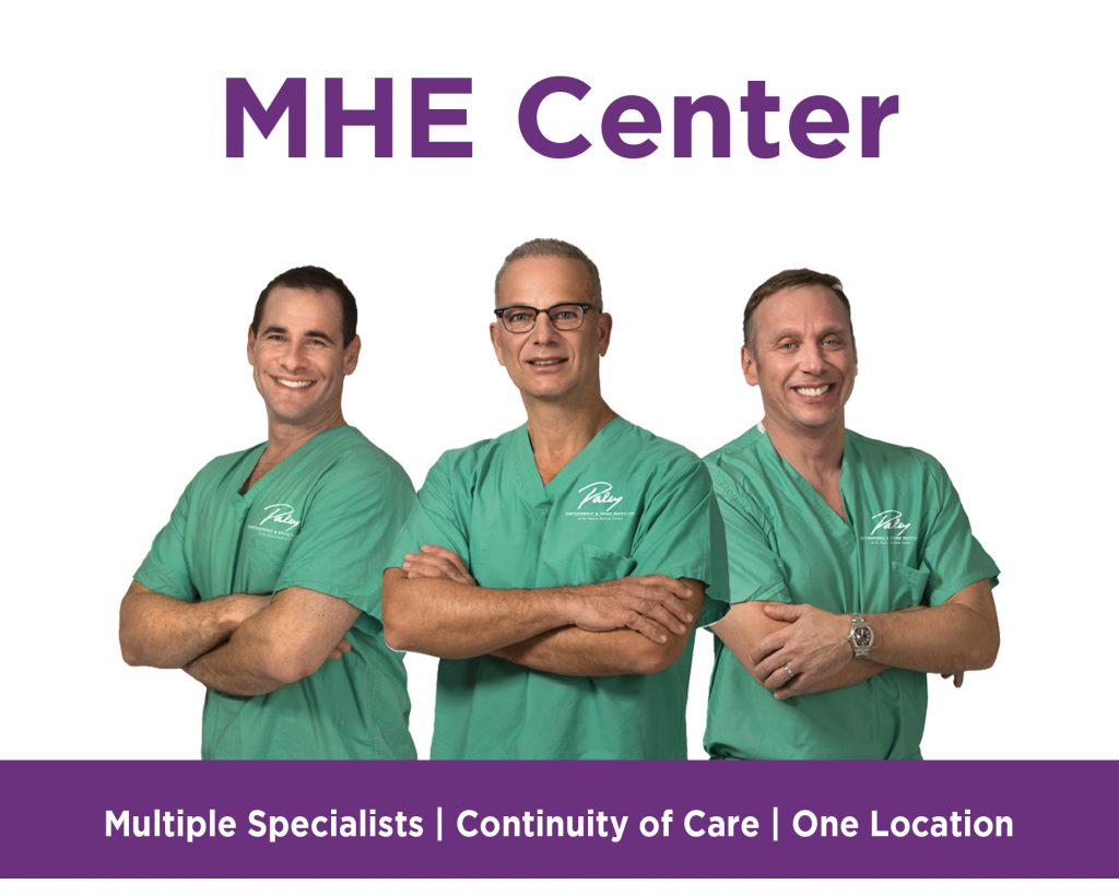 MHE Center | Paley Orthopedic & Spine Institute