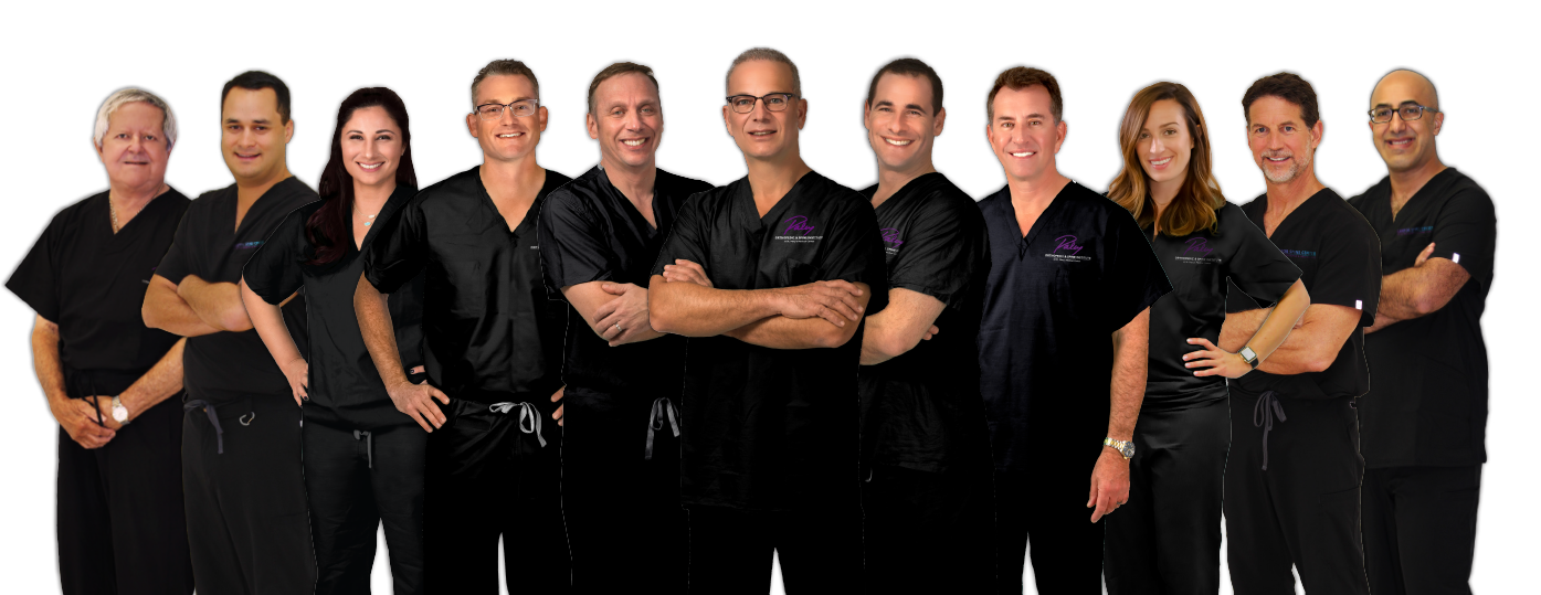 An Image of The Team of Paley Specialists