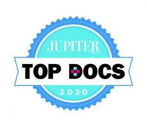 2020 Top Doc Badge