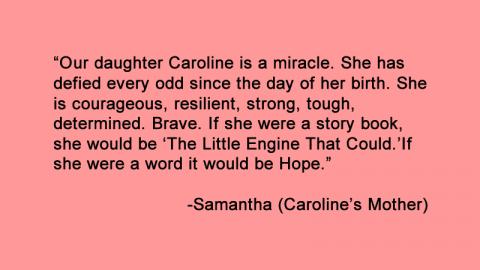An image of Caroline
